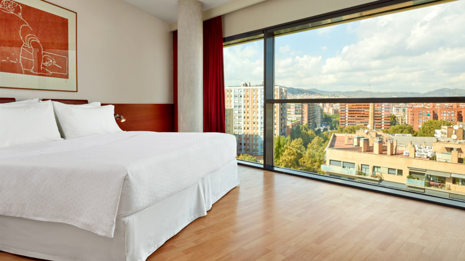Habitación Ejecutiva | Four Points by Sheraton Barcelona Diagonal