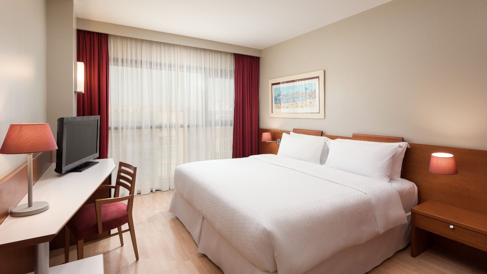 Classic Room | Four Points by Sheraton Barcelona