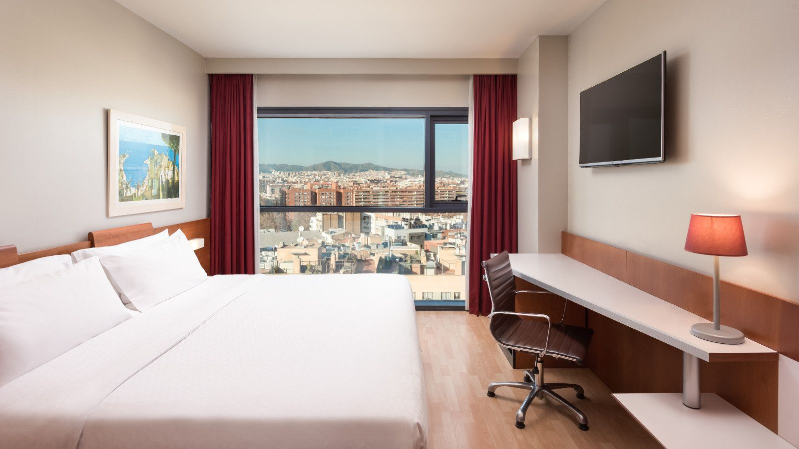 Номера Preferred | Four Points by Sheraton Barcelona Diagonal