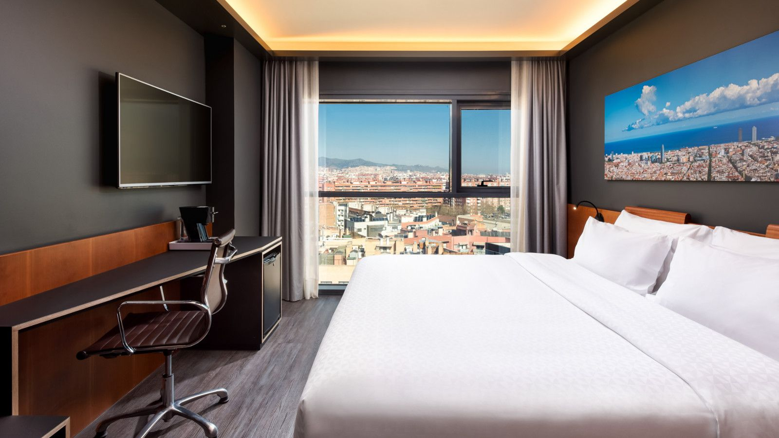 Premium Room  | Four Points by Sheraton Barcelona