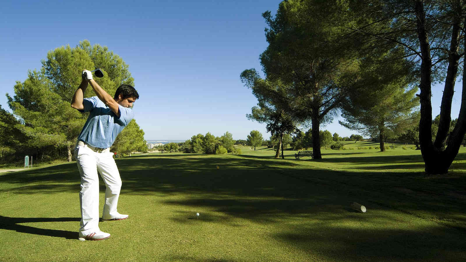 Pga tour live events on tv at Four Points by Sheraton Barcelona Diagonal