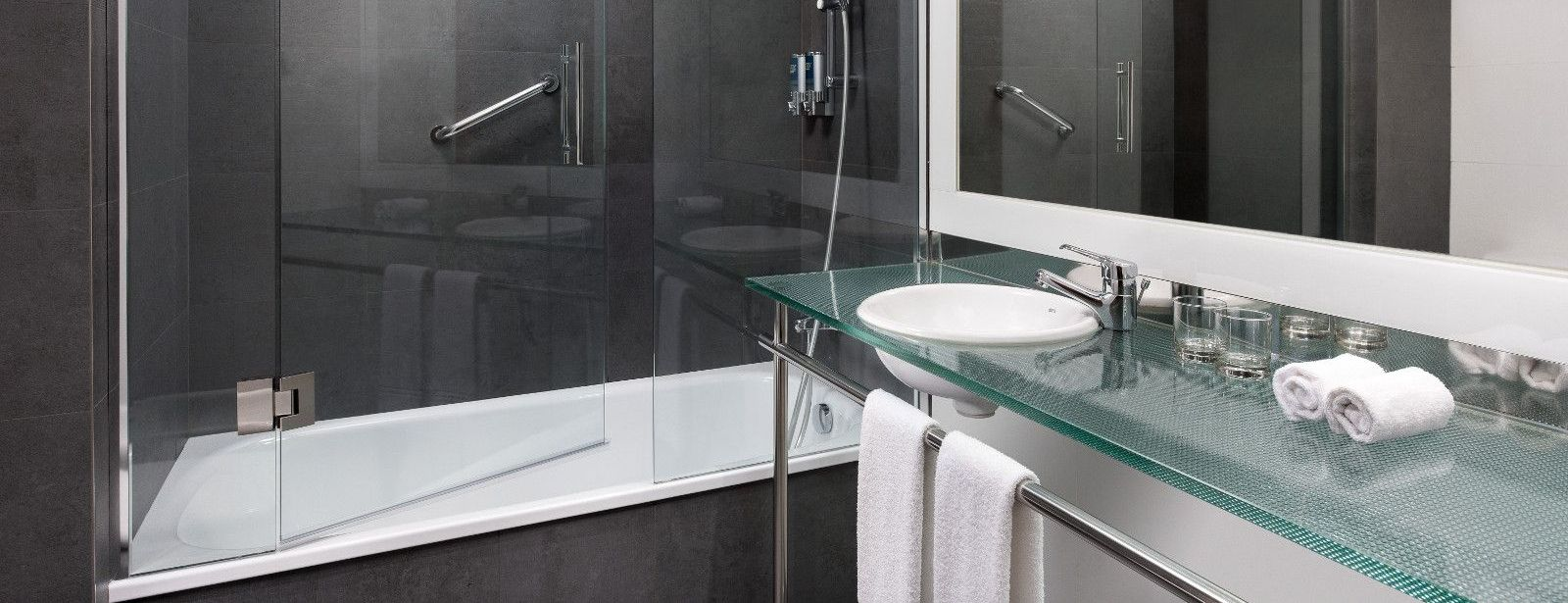 Baño | Four Points by Sheraton Barcelona Diagonal