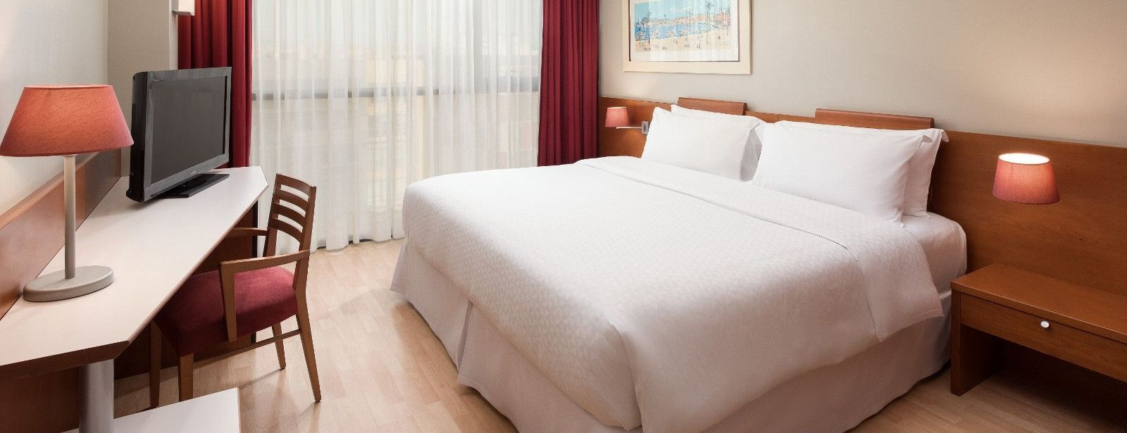 Habitación Classic | Four Points by Sheraton Barcelona Diagonal