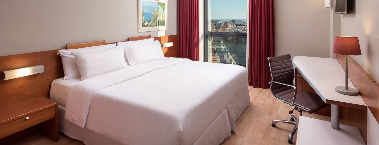 Habitación Preferred | Four Points by Sheraton Barcelona Diagonal