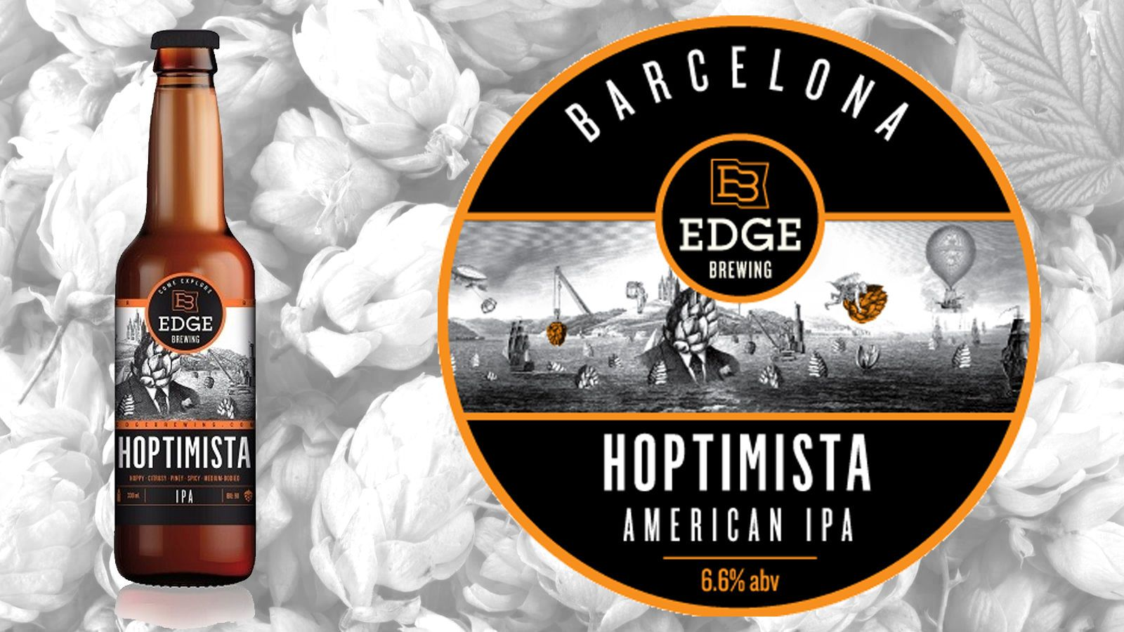 Hoptimista Seasonal Beer Special Offer at Four Points Barcelona