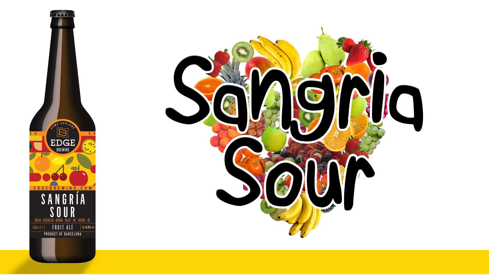 Craft Beer with Sangria at Restaurant La Avenida Four Points Barcelona Diagonal