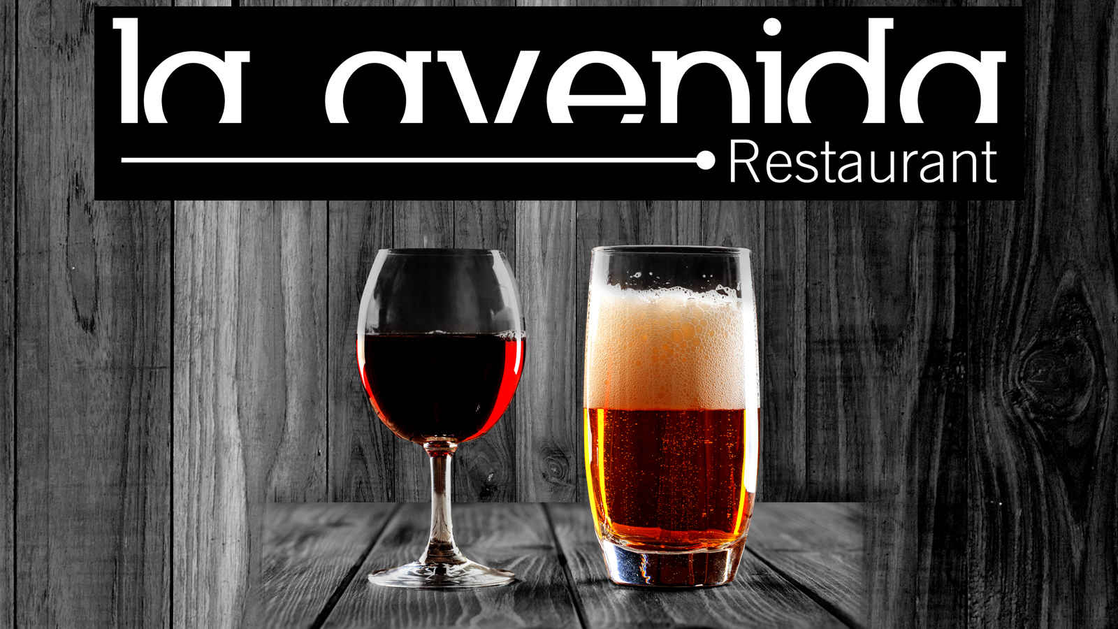 Wine and beer offer at Restaurant La Avenida Four Points Barcelona Diagonal